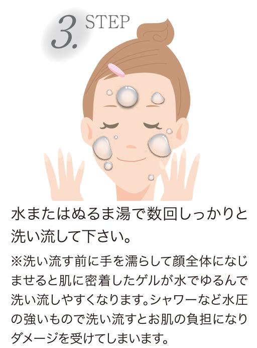 使用方法 STEP.3